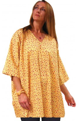 COTTON TOP - SUNSHINE-YELLOW