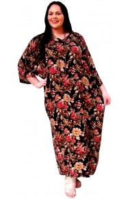 Kaftan Tops>Viscose (6)