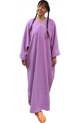 FLEECE KAFTAN - in a choice of three new colours