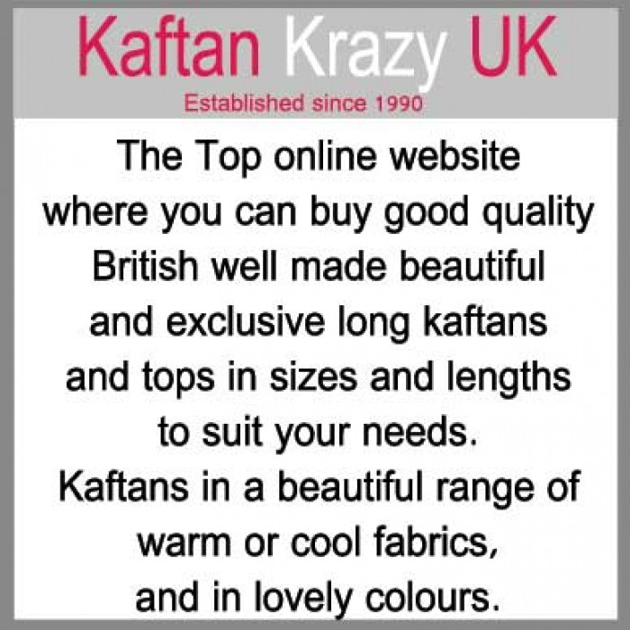 About Kaftan Krazy UK